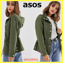 ASOS Casual Style Plain Medium Jackets