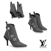 Louis Vuitton Stripes Ankle & Booties Boots