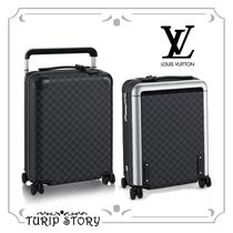 Louis Vuitton DAMIER GRAPHITE 1-3 Days Hard Type Carry-on Luggage & Travel Bags