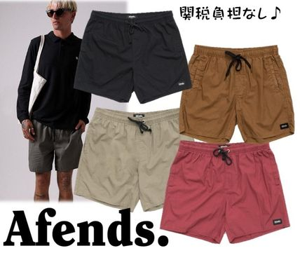 AFENDS More Shorts