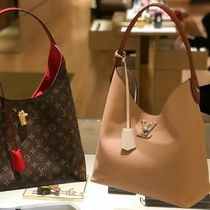 Louis Vuitton LOCKME Louis Vuitton Handbags