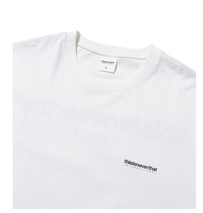 thisisneverthat More T-Shirts Street Style Cotton Short Sleeves T-Shirts 3