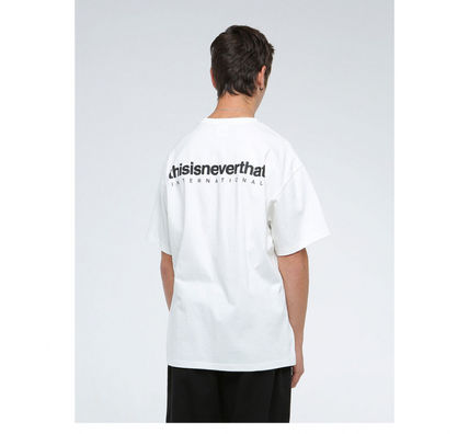 thisisneverthat More T-Shirts Street Style Cotton Short Sleeves T-Shirts 6