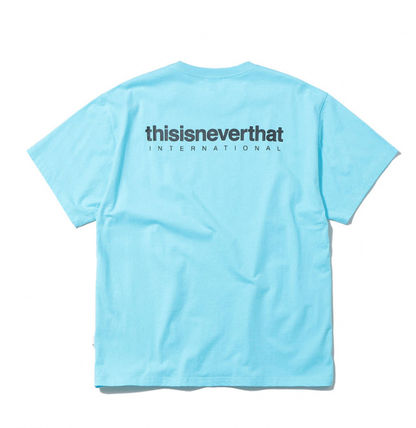 thisisneverthat More T-Shirts Street Style Cotton Short Sleeves T-Shirts 9