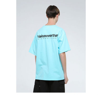 thisisneverthat More T-Shirts Street Style Cotton Short Sleeves T-Shirts 11