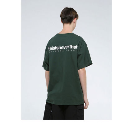 thisisneverthat More T-Shirts Street Style Cotton Short Sleeves T-Shirts 16