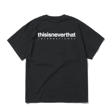 thisisneverthat More T-Shirts Street Style Cotton Short Sleeves T-Shirts 19