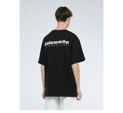 thisisneverthat More T-Shirts Street Style Cotton Short Sleeves T-Shirts 20