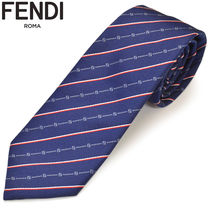 FENDI Stripes Ties
