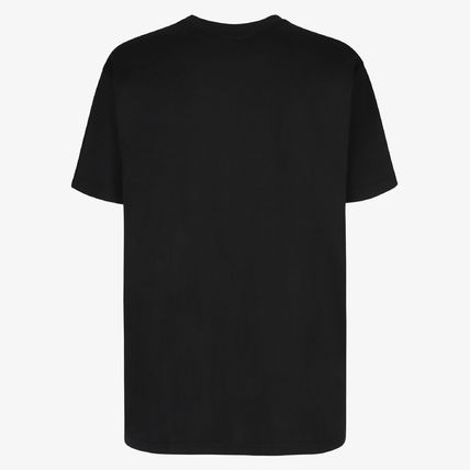 GIVENCHY More T-Shirts Street Style Plain Short Sleeves Oversized T-Shirts 5