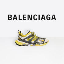 BALENCIAGA Unisex Blended Fabrics Street Style Sneakers