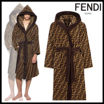 FENDI Monogram Cotton Lounge & Sleepwear
