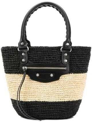 BALENCIAGA Women s Straw Bags  Shop Online in US  089430d6d5