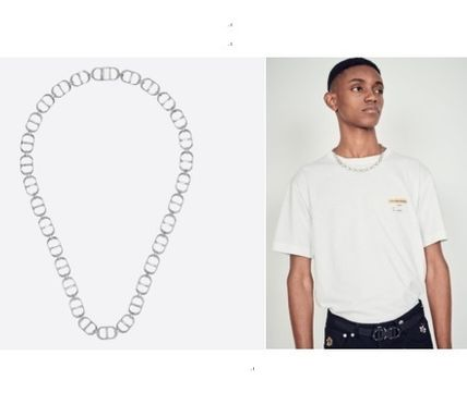 Chain Silver Necklaces & Chokers