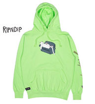 RIPNDIP Pullovers Sweat Street Style Long Sleeves Hoodies
