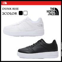 THE NORTH FACE WHITE LABEL Unisex Street Style Sneakers