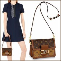 Louis Vuitton MONOGRAM Mini Dauphine
