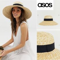 ASOS Straw Hats