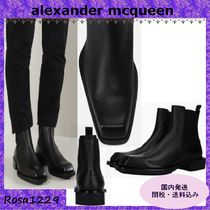 alexander mcqueen Leather Chelsea Boots Chelsea Boots