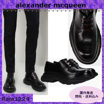 alexander mcqueen Mountain Boots Leather Outdoor Boots