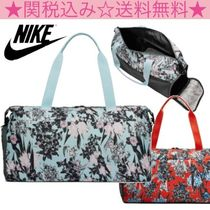 Nike Flower Patterns Casual Style Bags