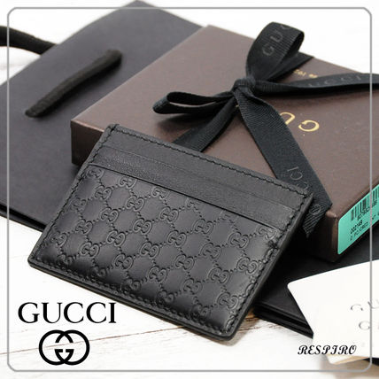 aa01328348c GUCCI Men s Card Holders Leather  Shop Online in US