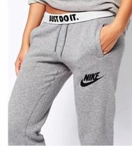 Nike Casual Style Sweat Street Style Long Skinny Pants