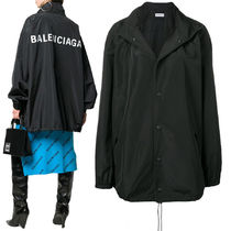 BALENCIAGA Plain Medium Outerwear