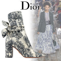 Christian Dior Blended Fabrics Street Style Other Animal Patterns Leather