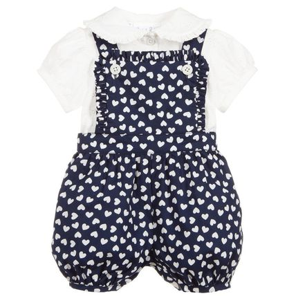 Co-ord Baby Girl Tops
