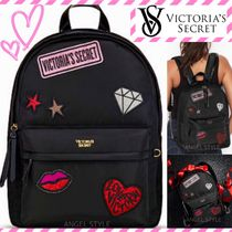 Victoria's secret Tartan Nylon Bag in Bag A4 Elegant Style Backpacks