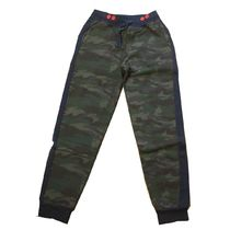 Hydrogen Printed Pants Camouflage Bi-color Cotton Patterned Pants