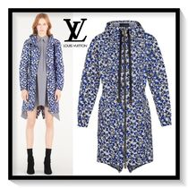 Louis Vuitton Flower Patterns Monogram Casual Style Medium Jackets