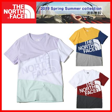 83c53447692 ... THE NORTH FACE More T-Shirts Unisex Street Style Cotton T-Shirts ...