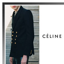 CELINE Plain Jackets