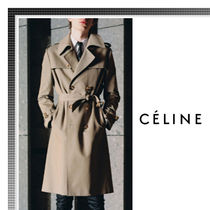 CELINE Plain Long Coats