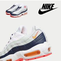 Nike AIR MAX 97 Street Style Leather Sneakers