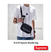 Supreme Street Style Collaboration Messenger & Shoulder Bags