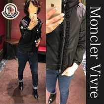 MONCLER VIVRE Short Casual Style Plain Jackets
