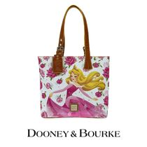 Dooney & Bourke Collaboration Leather Totes