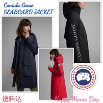CANADA GOOSE Casual Style Long Jackets