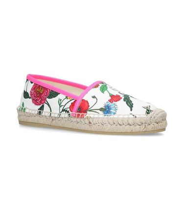 9df3ef21ba8 GUCCI GG Marmont 2019 SS Flower Patterns Flats by SPERO - BUYMA