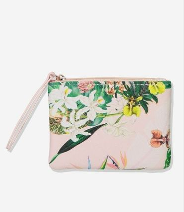 Flower Patterns Coin Purses