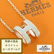 HERMES Collaboration Necklaces & Chokers
