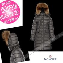MONCLER Long Down Jackets
