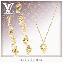 Louis Vuitton Casual Style Unisex Chain Necklaces & Pendants