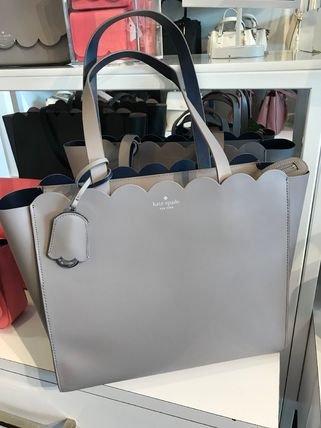 kate spade new york Totes A4 Leather Totes 3