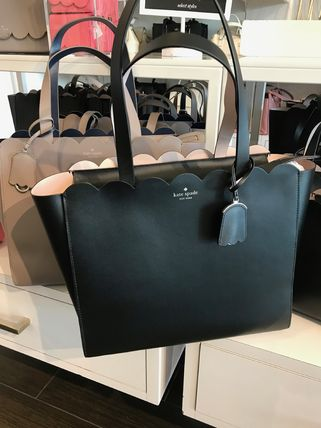 kate spade new york Totes A4 Leather Totes 2