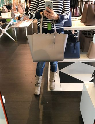 kate spade new york Totes A4 Leather Totes 7