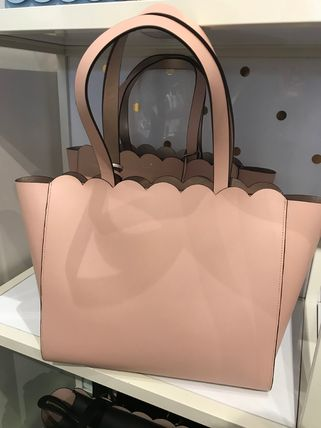 kate spade new york Totes A4 Leather Totes 12